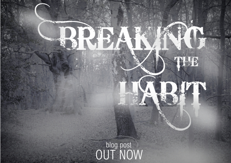 Breaking the habit cover