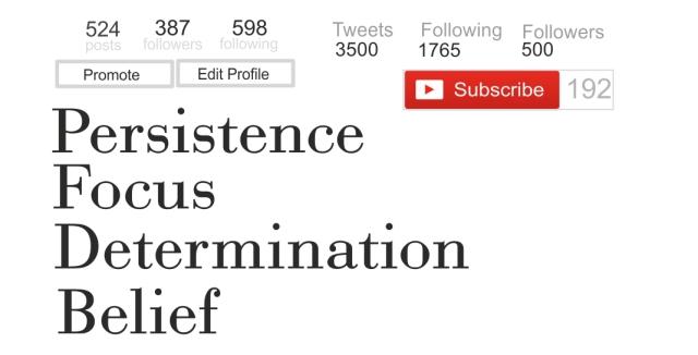 persitence