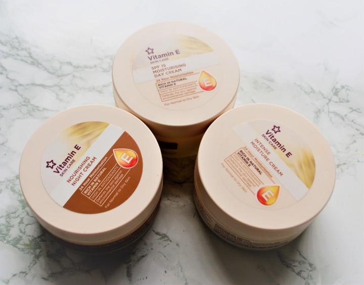 vitamin e day cream