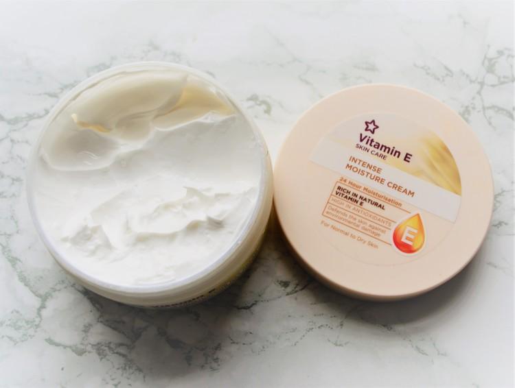 vitamin e intense cream