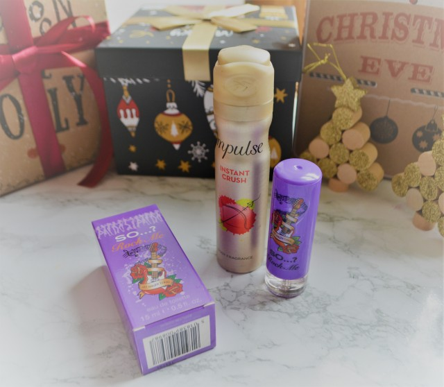 my christmas pamper box 2