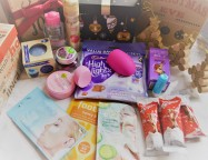 my christmas pamper box