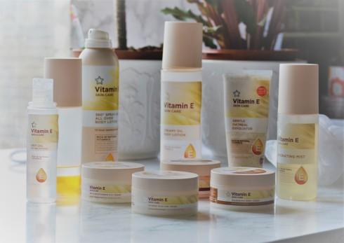 vitamin E range