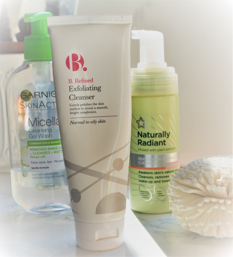 night time b cleanser